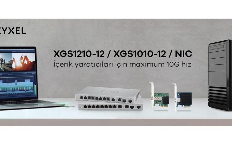 Zyxel Networks 2 Yeni 10G Switch'i Pazara Sundu! | DigitLife