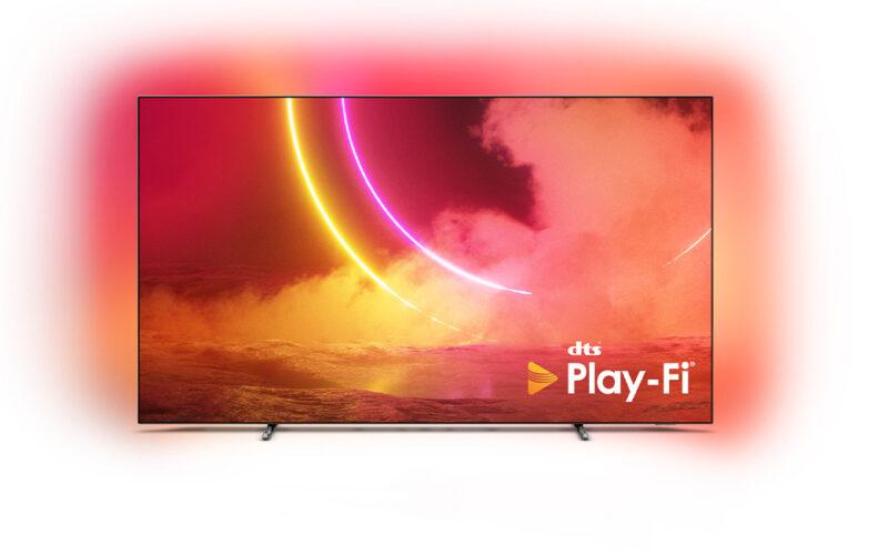 TP Vision, DTS Play-Fi destekli Philips TV & Sound'u Tanıttı | DigitLife