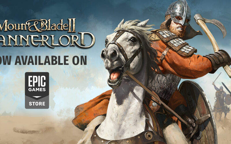 Mount and Blade 2: Bannerlord Epic Games Store'a Çıktı | DigitLife.net