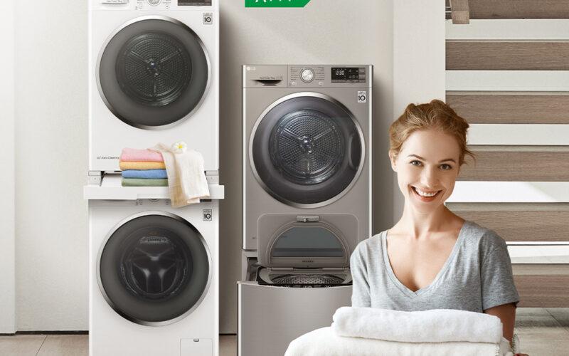 LG Kurutucu ile Tozdan Arınmış Sağlıklı Kuruyan Giysiler | Digitlife.net