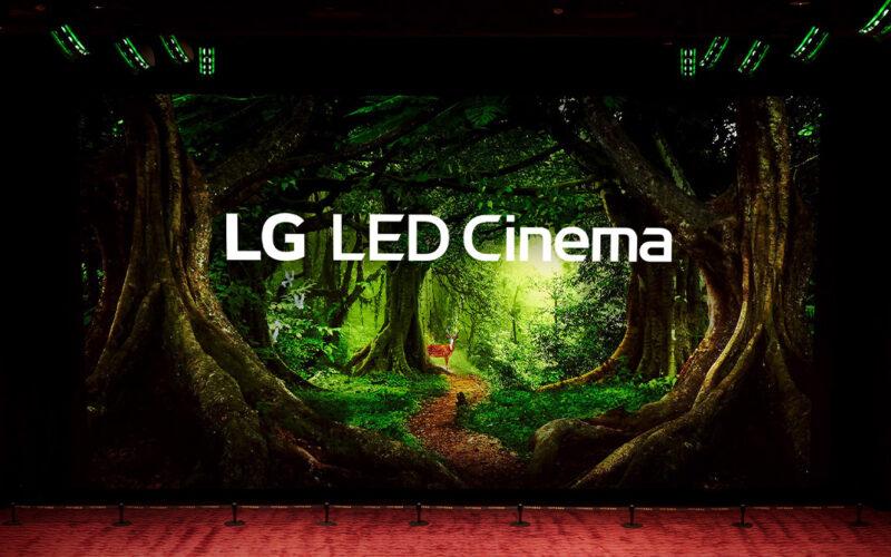 LG LED Ekran ve DOLBY ATMOS'A Sahip İlk Sinema Salonu |DigitLife.net