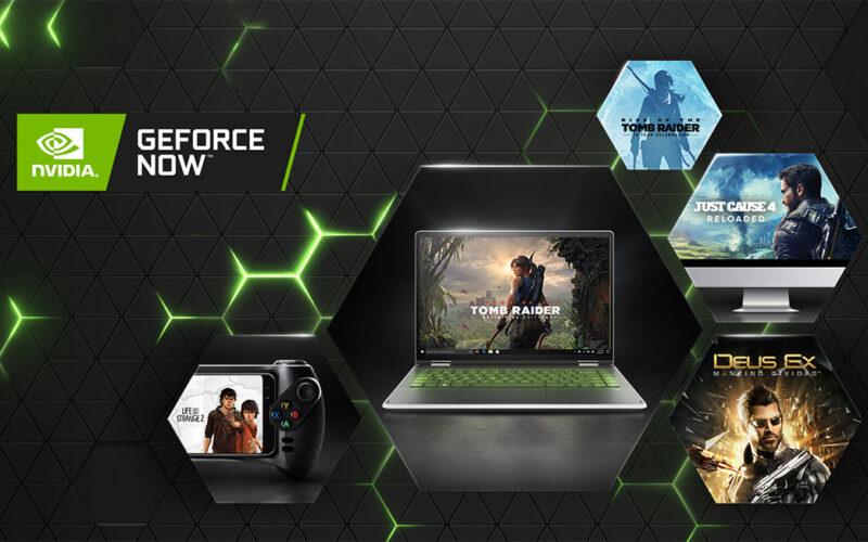 GeForce NOW 'da Bu Hafta: Square Enix oyunları geri döndü! | Digitlife.net