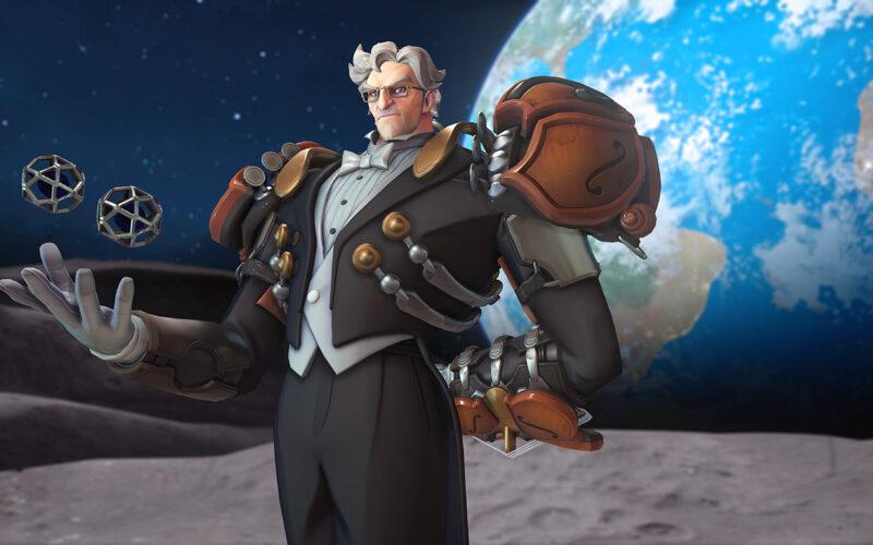 Overwatch'ta Sigma'nın Maestro Görevi Başladı | Digitlife.net